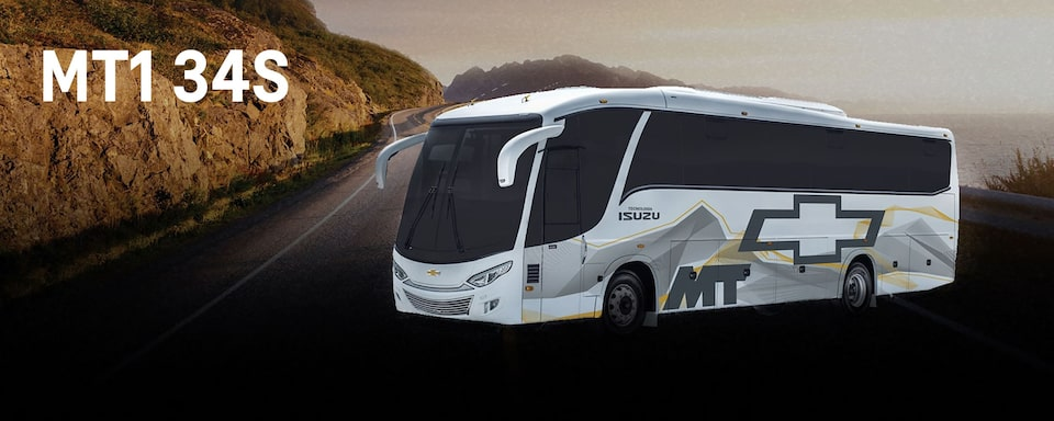 Chevrolet MT 134S - Bus
