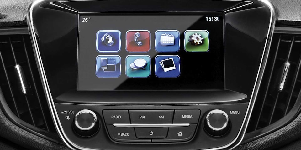 Chevrolet Cavalier radio