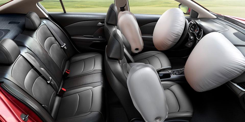 Chevrolet Cavalier airbag
