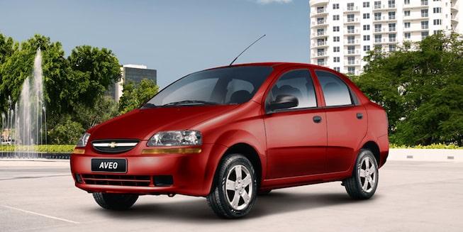 Aveo Auto Econmico Chevrolet