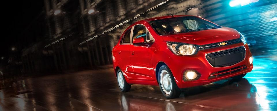 Beat Especificaciones Auto Sedan Chevrolet