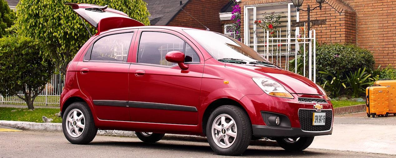 Spark Life Auto Hatchback Chevrolet