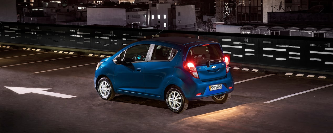 Chevrolet Spark GT - Performance de tu Hatchback