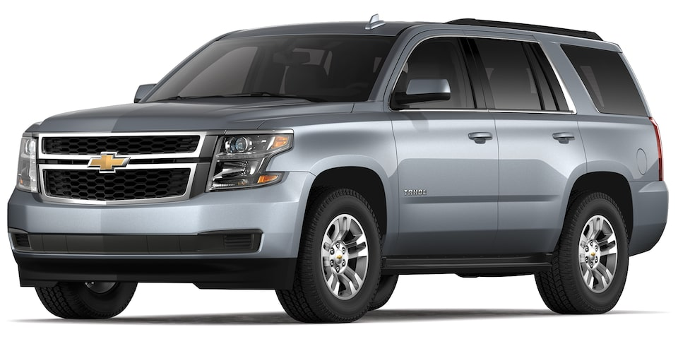 Chevrolet Tahoe - Todo Terreno Color Gris