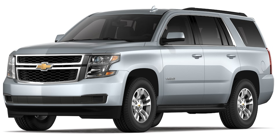 Chevrolet Tahoe - Todo Terreno Color Plata