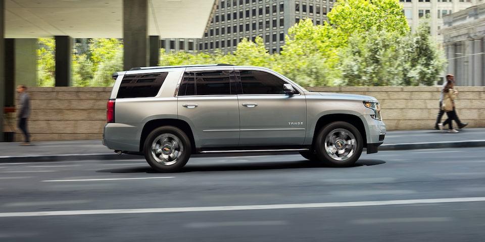 Chevrolet Tahoe Exterior