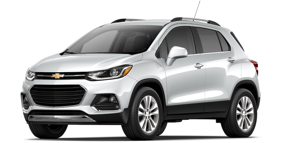 Chevrolet Tracker - Color Blanco de tu SUV