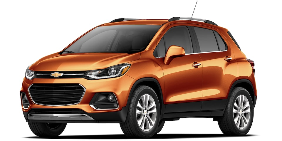 Chevrolet Tracker - Color Cafe de tu SUV