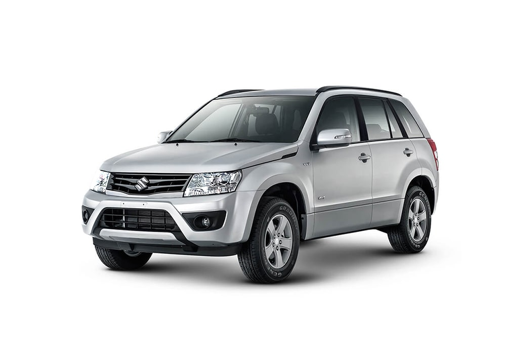Chevrolet Grand Vitara - Color Plata de tu SUV