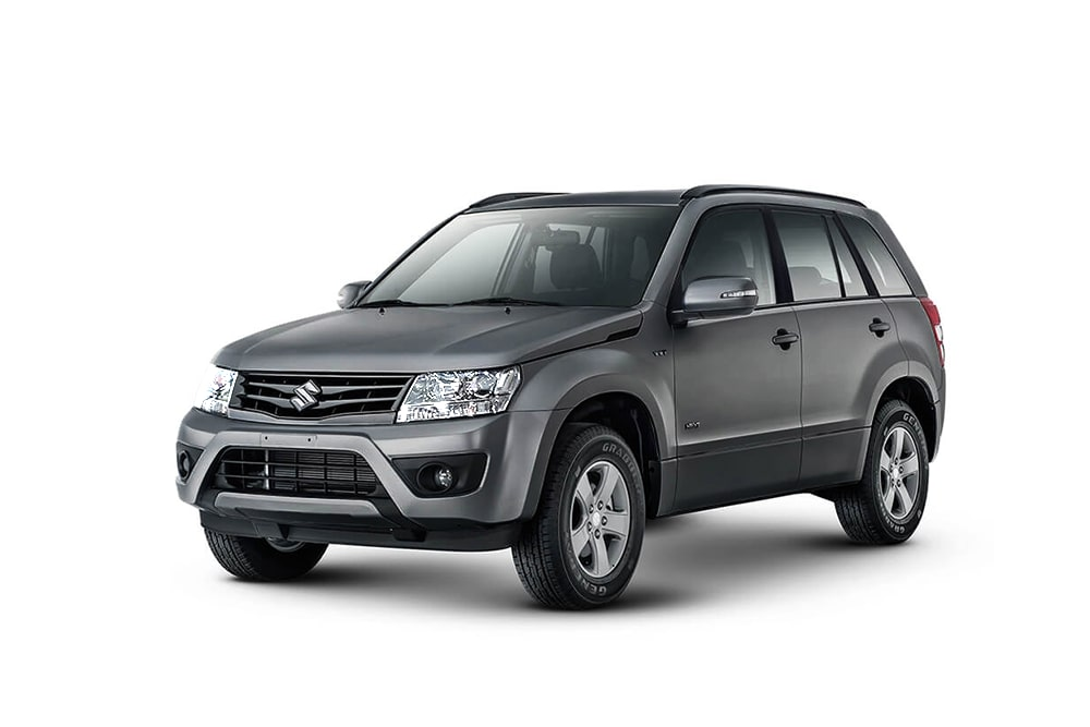 Chevrolet Grand Vitara - Color Plomo de tu SUV