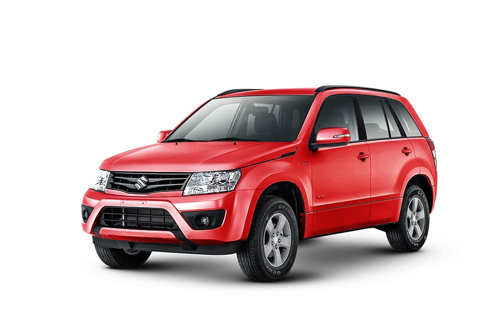 Chevrolet Grand Vitara - Color Rojo de tu SUV