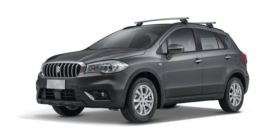 Chevrolet - S-cross color gris