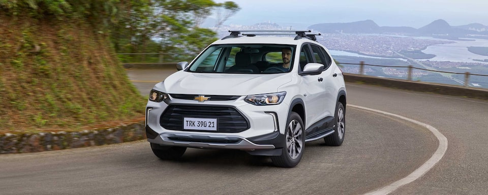 Chevrolet Tracker Turbo Accesorios Kit Adventure - Camionets SUV