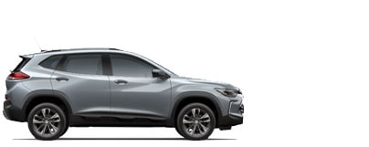 Chevrolet Ecuador - All New Tracker Turbo