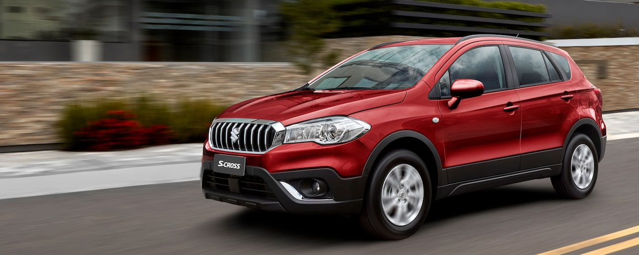 Chevrolet - S Cross