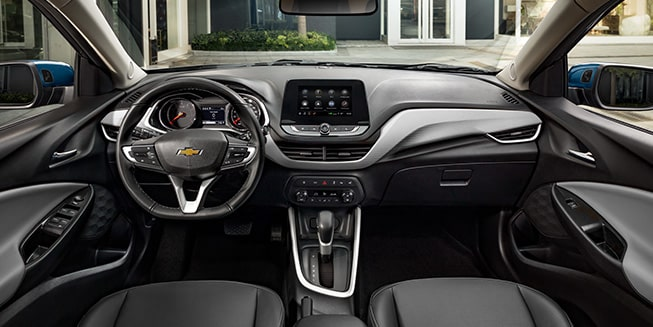 Chevrolet Onix Sedan - Espacio Interior de tu Auto Familiar