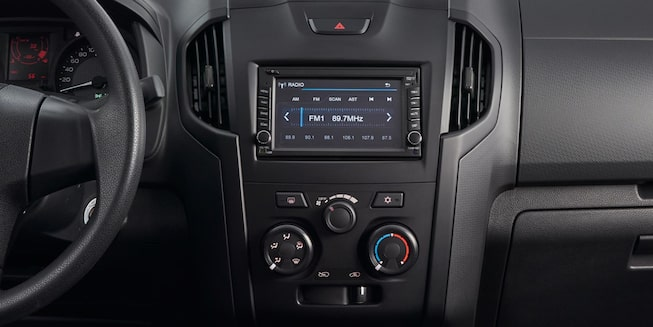 Chevrolet - D-Max Hi-Ride - Radio Touch