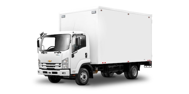 Chevrolet FRR - Camion Mediano Blanco