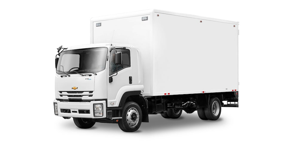 Chevrolet FTR - Camion Mediano Blanco