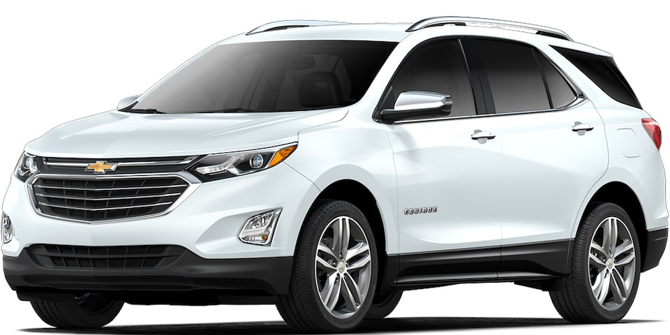 Chevrolet Equinox - Color Blanco de tu SUV
